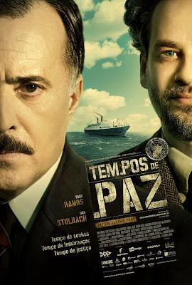 Filme Poster Tempos de Paz DVDRip XviD Dual Áudio