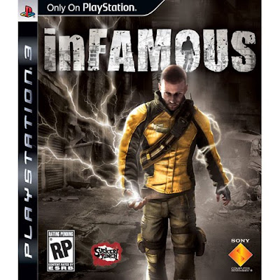 Game InFamous PS3