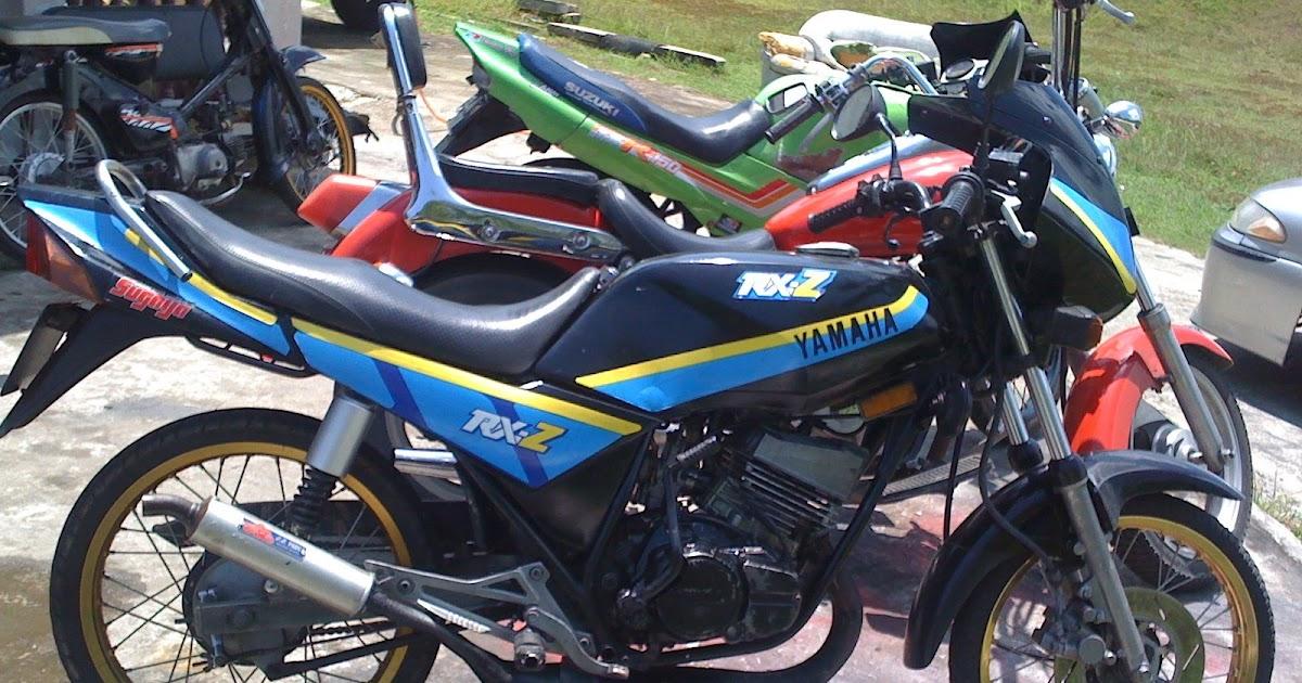 Yamaha Rxz Racing Gearbox