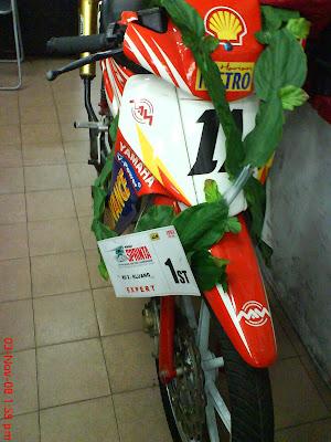 MotoMalaya  Shell Advance Yamaha Maju Motor Malaysian Cub Prix