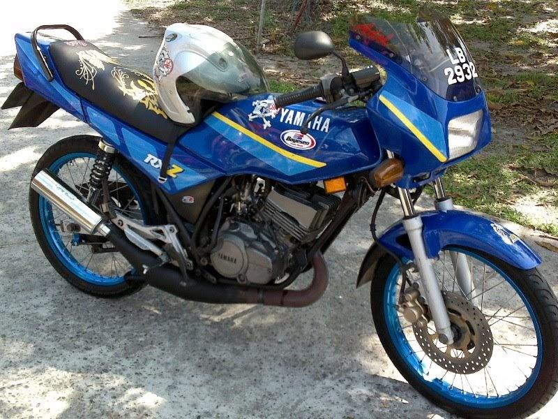 Yamaha Rxz Catalyzer New