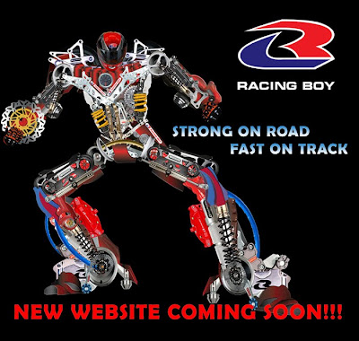 Auto Racing  Site on Motomalaya  Racing Boy Website Is Offline  Updating