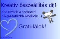 Köszönöm, Karesz!:-)) Puszillak!