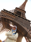 Eiffel Tower, PARIS..^_^