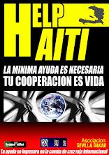 CAMPAÑA POR HAITI