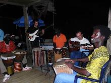 Concierto Música africana y andaluza. Mazagón. Chiringuito Vigía. 31Julio