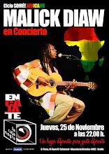Soirée Africaine. La Caja Negra 25 Noviembre. 22:00h