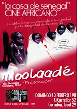 Mooladé. Ciclo cine africano en Casa Senegal