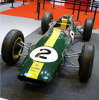 Los autos que cambiaron la F1(megapost)