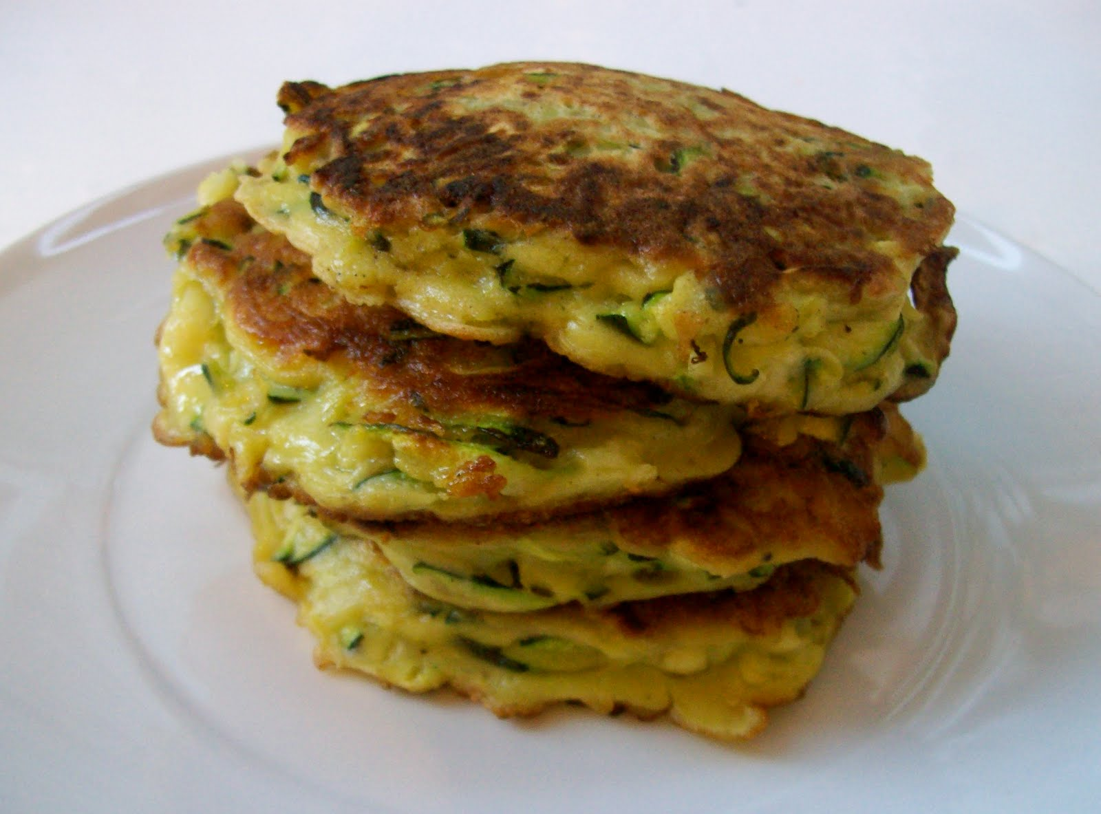 Zucchini Pancakes Recipes — Dishmaps