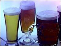 Efeito de cervejas