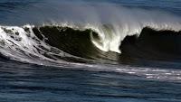 Ondas no Pacífico