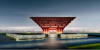 Pavilhão Chinês EXPO 2010