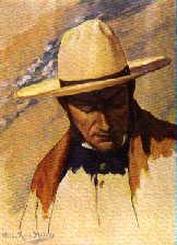 Pintura de Roig - San Martín