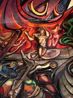 La marcha de la Humanidad por Diego Rivera
