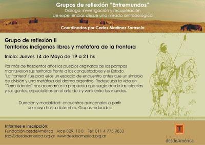 Fundación desde América - Gacetiila (Sarasola)