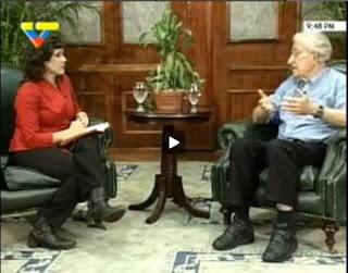 Chomsky por Golinger