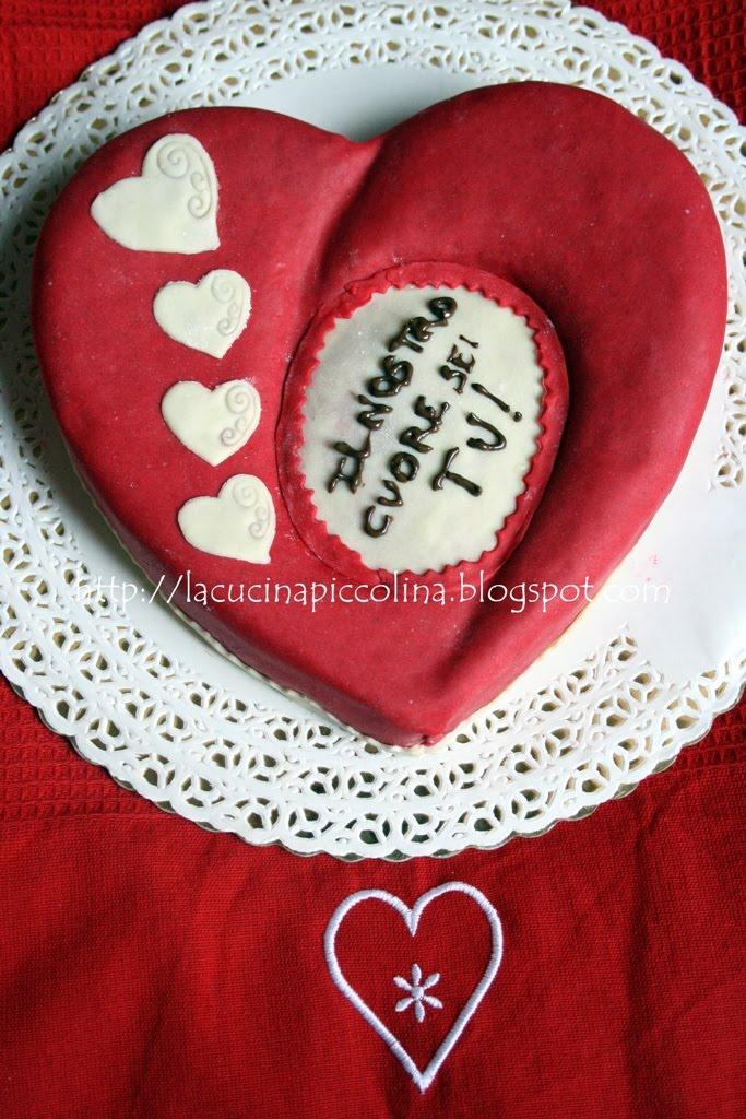 La cucina piccolina un cuore tenerello - La cucina del cuore ...