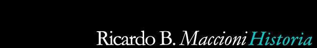ricardo b. maccioni historia