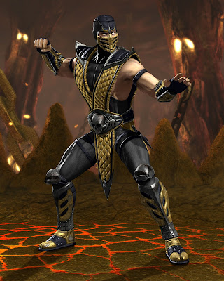 mortal kombat scorpion. mortal kombat scorpion
