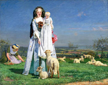 [Ford+Madox+Brown_The+Pretty+Baa-Lambs]