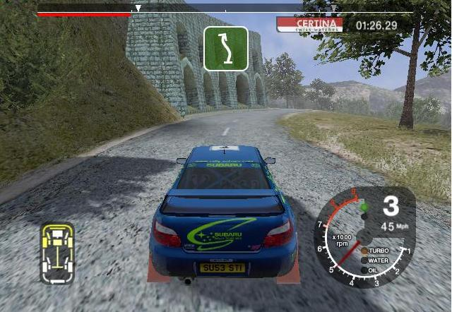 Colin McRae Rally 2005 ( for driver )