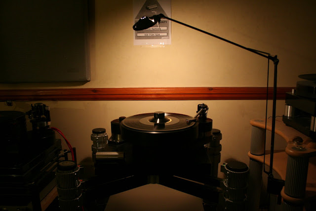 Bellaphon record player