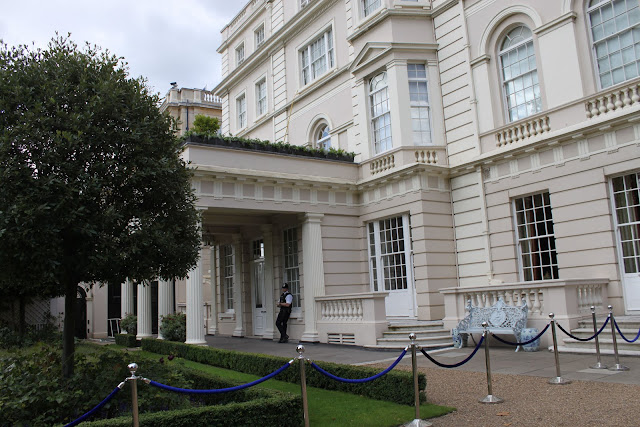 Prince Charles garden party at Clarence House