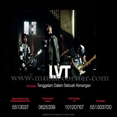 LVT+Band+2 LVT   Tenggelam Dalam Sebuah Kenangan