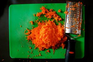 Epicurious Carrot Cake