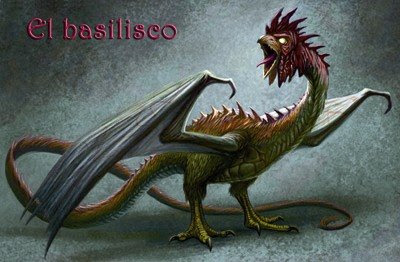las mejores criaturas mitologicas ............