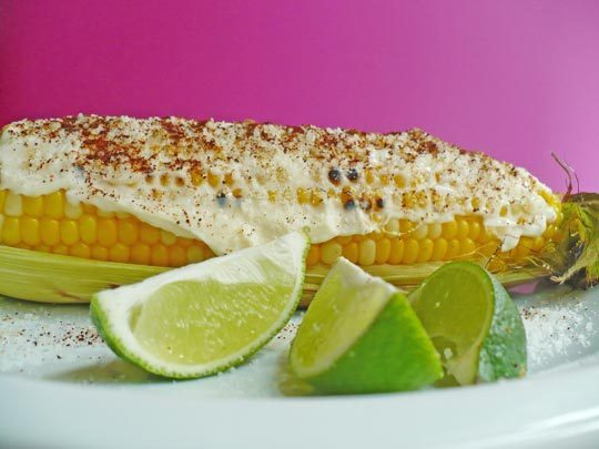 man do i love elote the decadent mexican treat corn on the cob this ...