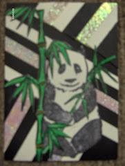 Raffled Panda Atc