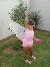 Luiza pronta para o carnaval 2010