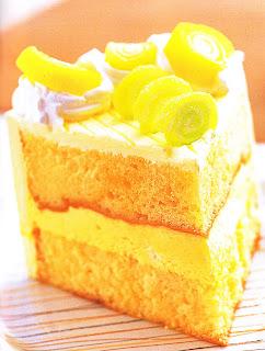เลมอนเค้ก (Lemon Cake)