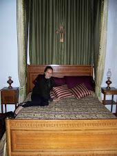 The Señora on Eisenstein's Bed
