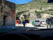 Tunnel leading to Real de Catorce
