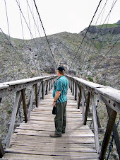Ojuela Suspension Bridge