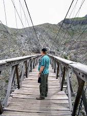 Ojuela Suspension Bridge