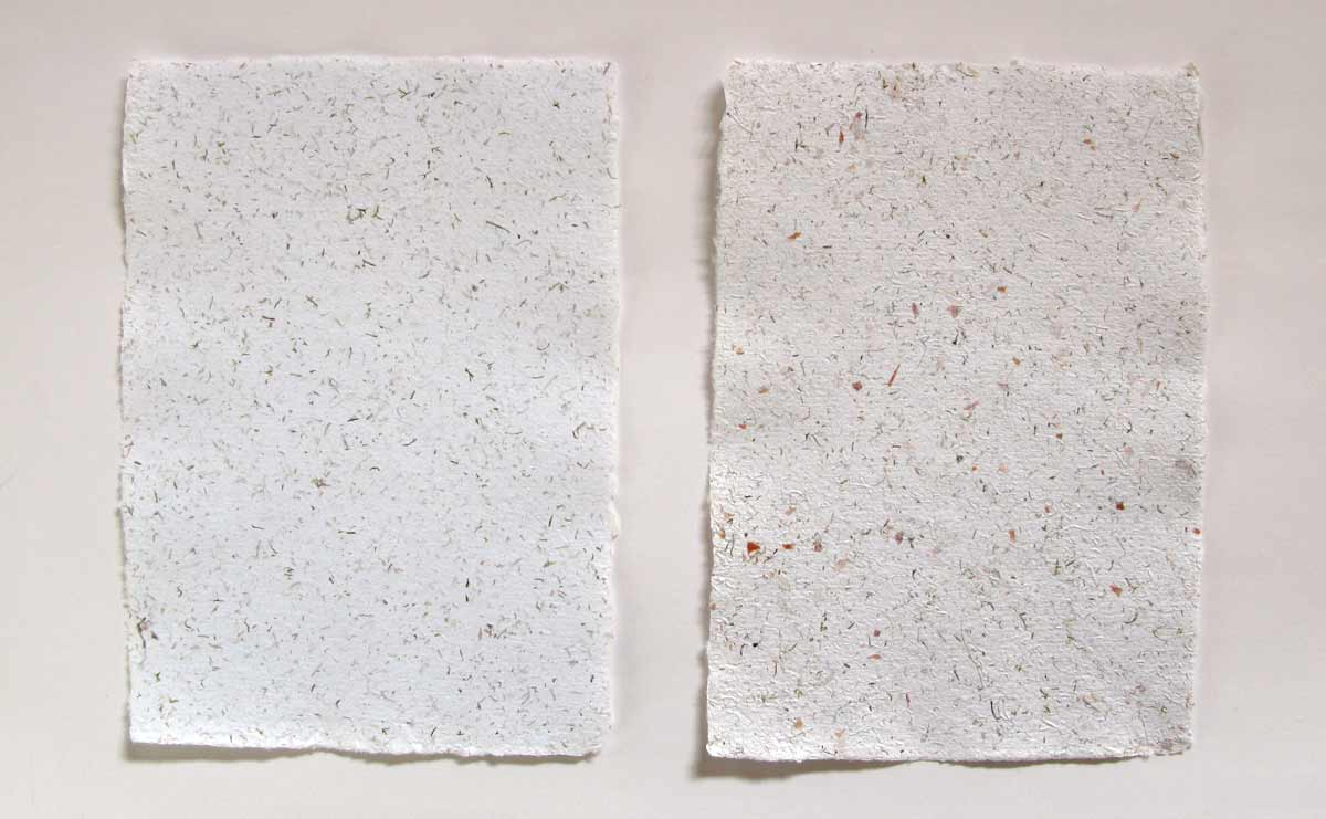 how to make onion skin paper