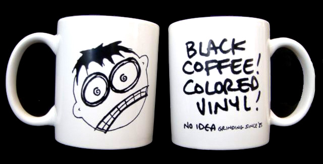Just Ordered This Sweet Coffee Mug From No Idea. Theyu0027re A Record Label  Pressing Mostly Punk Rock Records. Theyu0027ve Put Out Stuff By Against Me!, ...