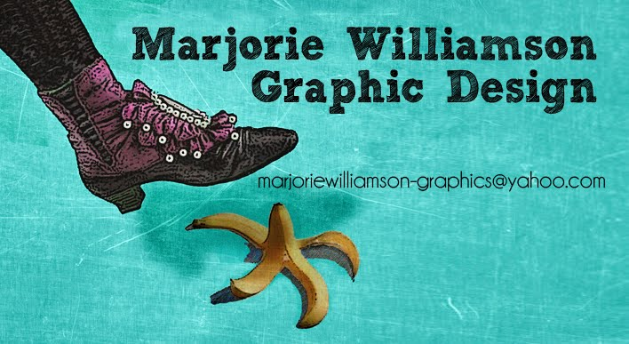 Marjorie Williamson Graphic Design