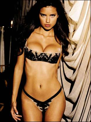Adriana Lima victoria secret top model