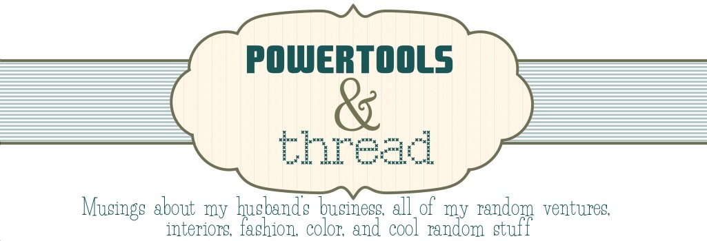 Power Tools and Thread
