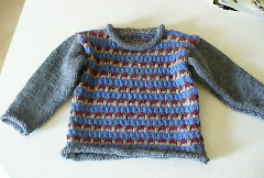 Slip Stitch Sweater