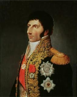 Bernadotte, Crown prince of Sweden