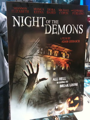 ... NIGHT OF THE DEMONS. The new version will be Directed by Adam Gierasch ...