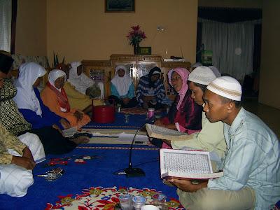 Budaya pengajian di Indonesia