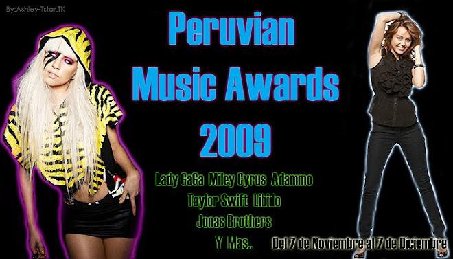 Peruvian Awards 2009