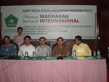 Rapat Kerja Di Departemen Agama